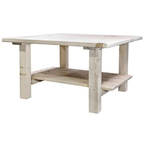 Montana Woodworks - Homestead Collection Cocktail Table