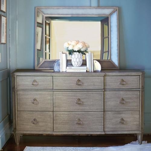 Gallery - Marquesa Dresser in Gray Cashmere (359)