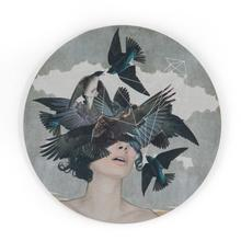 See Details - Swallow Blind By Alexandra Gallagher