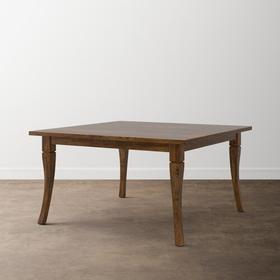 """Bench*Made Midtown 42"""" Square Dining Table"""
