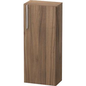 Semi-tall Cabinet, Natural Walnut (decor)