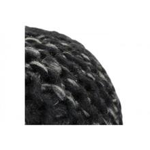 Overszie Knit Pouf