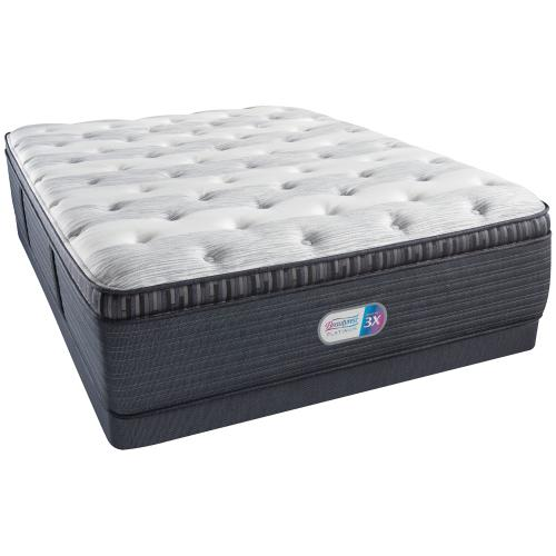 BeautyRest - Platinum - Foxdale Valley - Plush - Pillow Top - King