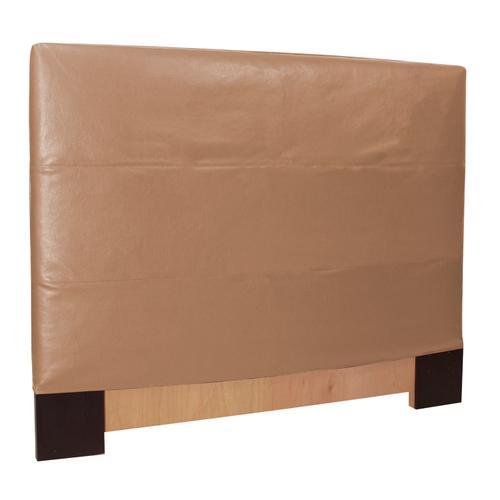 FQ Slipcovered Headboard Avanti Bronze (Base and Cover Included)