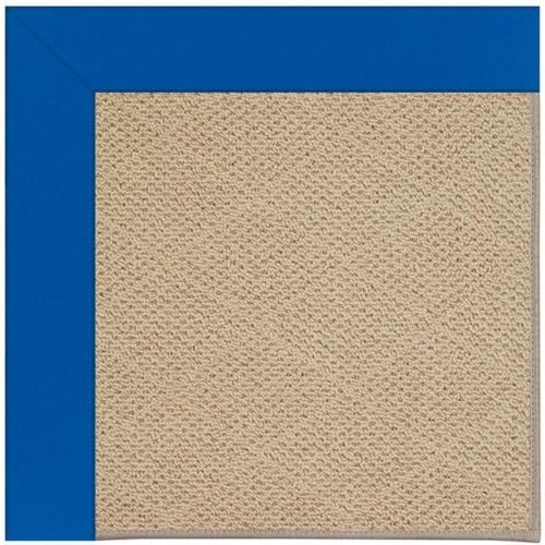 "Creative Concepts-Cane Wicker Canvas Pacific Blue - Rectangle - 24"" x 36"""