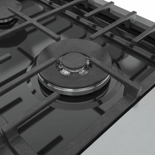 Bosch - 800 Series Gas Rangetop 30'' Stainless steel RGM8058UC