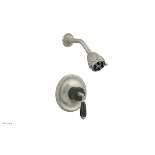 VALENCIA Pressure Balance Shower Set PB3338F - Burnished Nickel