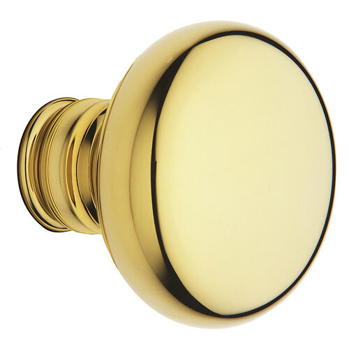 Non-Lacquered Brass 5015 Estate Knob