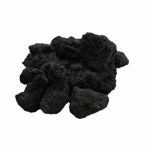XO Appliance - Cracked natural lava rock media