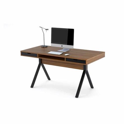 Desk 6341 in Natural Walnut