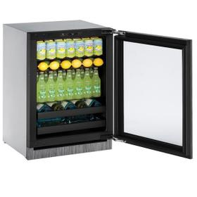 """24"""" Beverage Center With Integrated Frame Finish (230 V/50 Hz Volts /50 Hz Hz)"""