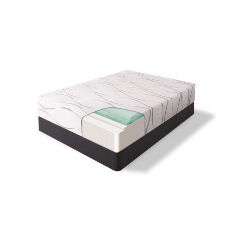 Perfect Sleeper - Elite Foam - Carriage Hill II - Plush - Full