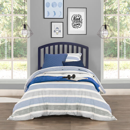 Carolina Twin Headboard, Navy