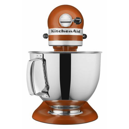 KitchenAid - Artisan® Series 5 Quart Tilt-Head Stand Mixer - Scorched Orange