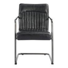 Ansel Arm Chair Black-m2