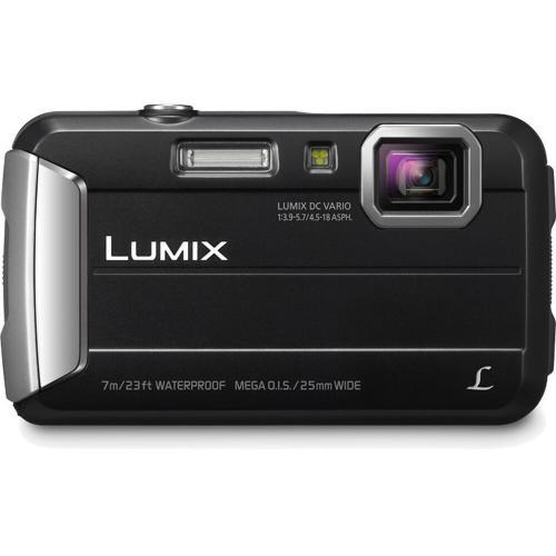 LUMIX DMC-TS25 Active Lifestyle Tough Camera - Black