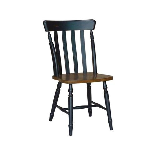 Gallery - Cottage Chair in Espresso & Aged Ebony