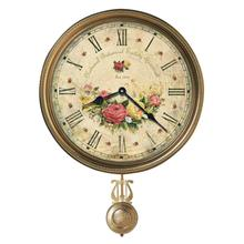 Howard Miller Savannah Botanical VII Wall Clock 620440