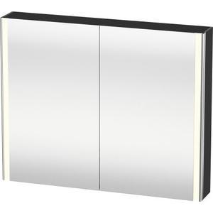 Mirror Cabinet, Graphite Matte (decor)