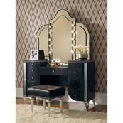 Vanity Desk & Mirror 2 PC