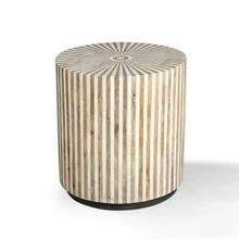 View Product - CROSSINGS DOWNTOWN Round End Table