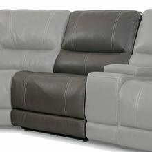 View Product - SHELBY - CABRERA HAZE Manual Armless Recliner