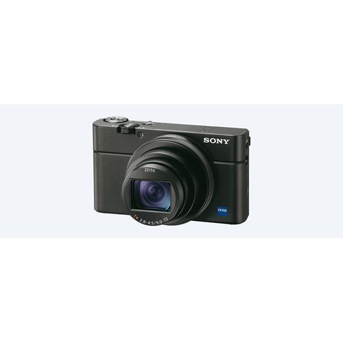 RX100 VI - broad zoom range and super-fast AF