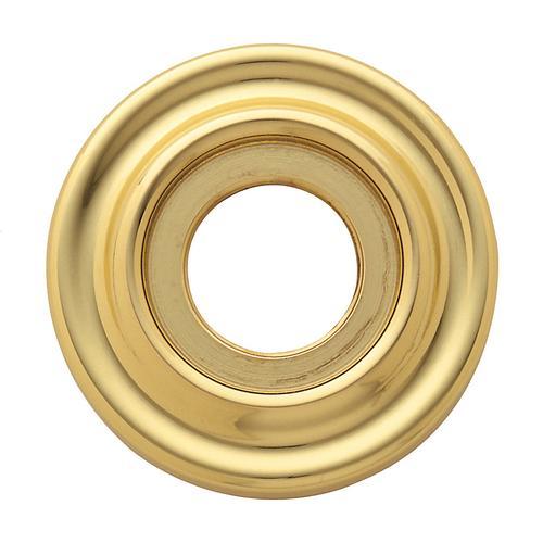 Baldwin - Non-Lacquered Brass 5002 Estate Rose
