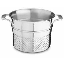 See Details - 18/10 Stainless Steel Pasta Insert