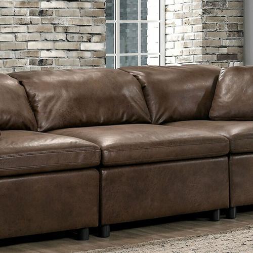 Furniture of America - Tamera Armless Chair