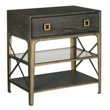 2-3864 Edgewater Single Night Stand