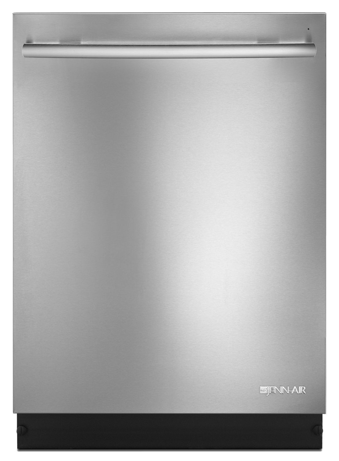 "JennairEuro-Style 24"" Built-In Trifecta Dishwasher, 38dba Stainless Steel"