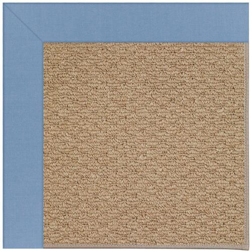 Creative Concepts-Raffia Canvas Air Blue Machine Tufted Rugs