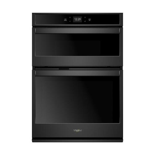 Product Image - 6.4 cu. ft. Smart Combination Wall Oven with Touchscreen