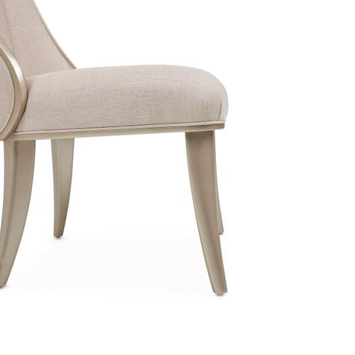 Villa Cherie Side Chair Caramel