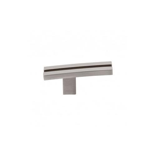 Product Image - Inset Rail Knob 2 5/8 Inch - Brushed Satin Nickel