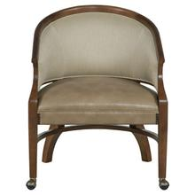 View Product - Danbury Barrel Occasional Chair