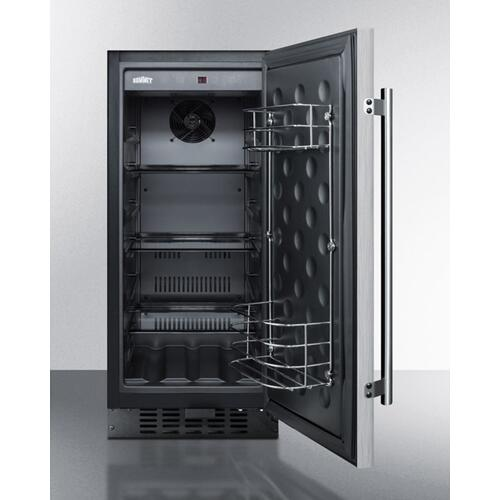 "15"" Wide Built-in All-refrigerator"