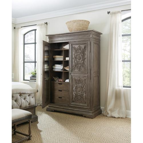 Hooker Furniture - Woodlands Wardrobe