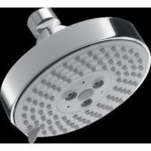 See Details - Chrome Showerhead 120 3-Jet, 2.5 GPM