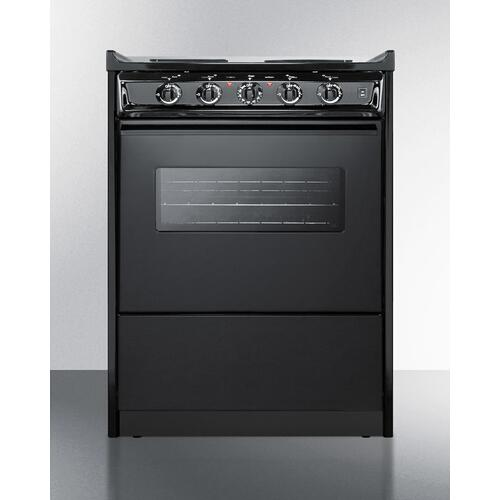 """24"""" Wide Electric Coil Range"""