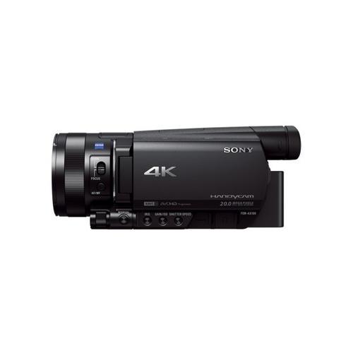 Sony - AX100 4K Expert Handycam®