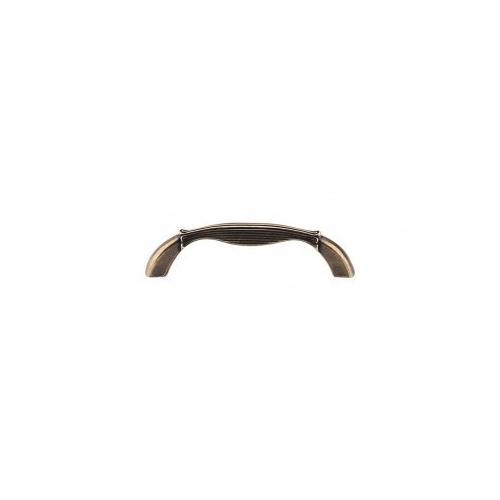 Top Knobs - Straight Pull 3 3/4 Inch (c-c) - German Bronze