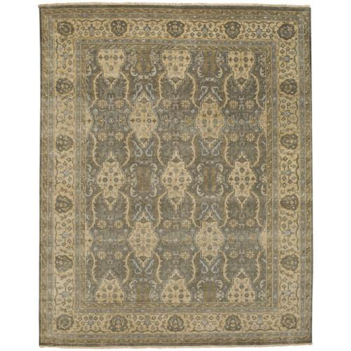 """Capel Rugs - Yazzie Lt. Grey Ivory - Rectangle - 3'6"""" x 5'6"""""""