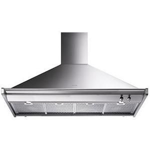 SmegHood Stainless steel KD120XU