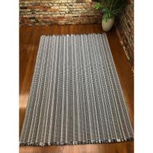 Hometown Woven Rug Medium Grey - Rectangle - 5' x 7'