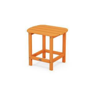 Polywood Furnishings - South Beach Side Table - Tangerine