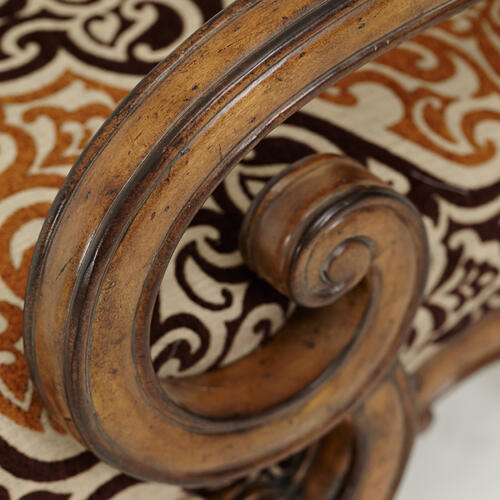 Amini - Wood Chair