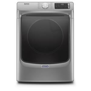 Front Load Electric Dryer with Extra Power and Quick Dry Cycle - 7.3 cu. ft. Metallic Slate Product Image