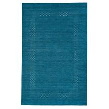 View Product - Simply Gabbeh Turquoise - Rectangle - 3' x 5'